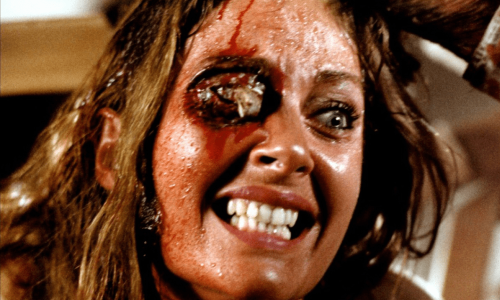 Blue Underground Details Their First Two 4K Ultra HD Releases: Fulci's 'Zombie' and Lustig's 'Maniac'