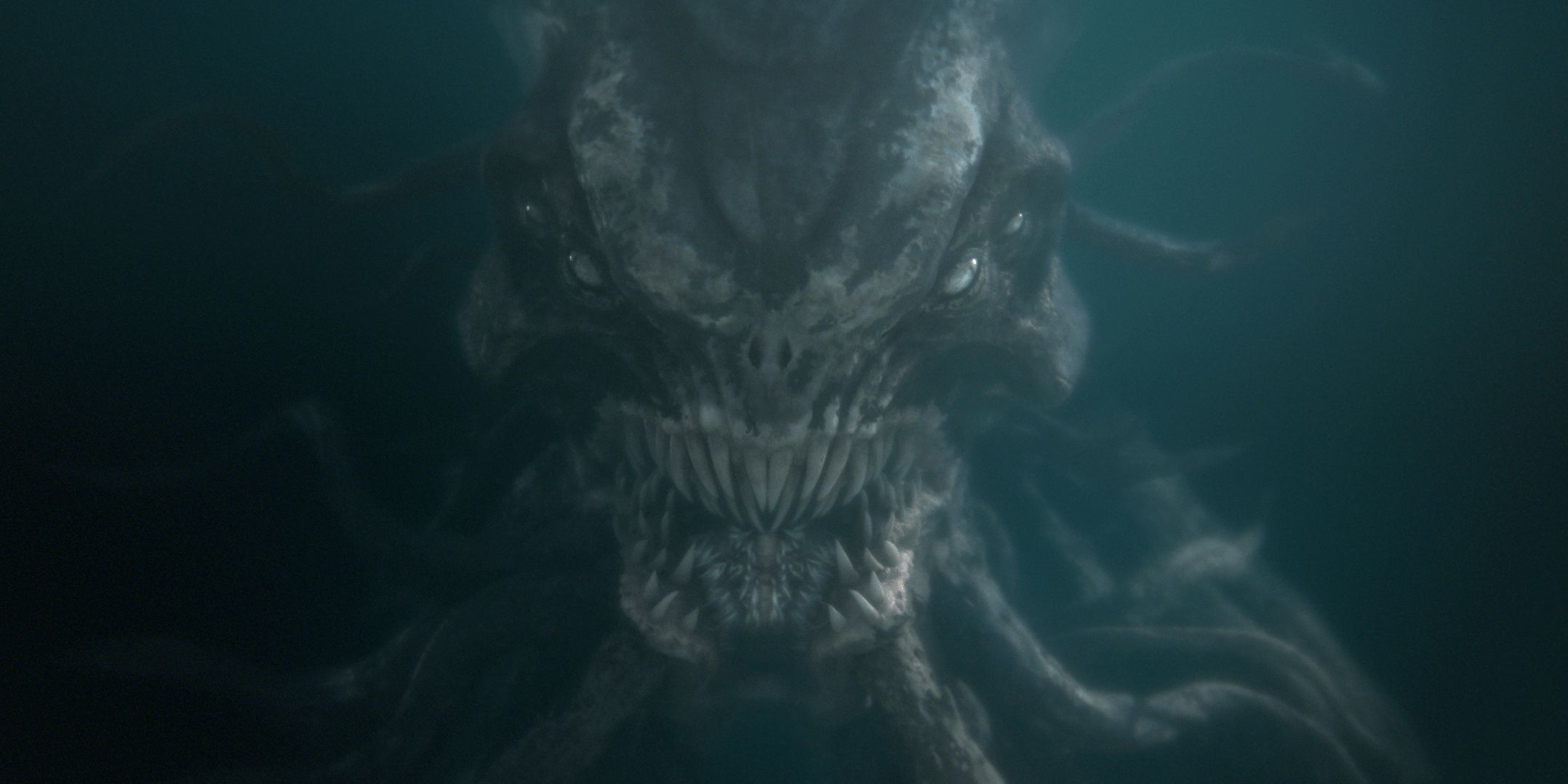 Underwater' Director Shares Creature Concept Art and Talks About ...