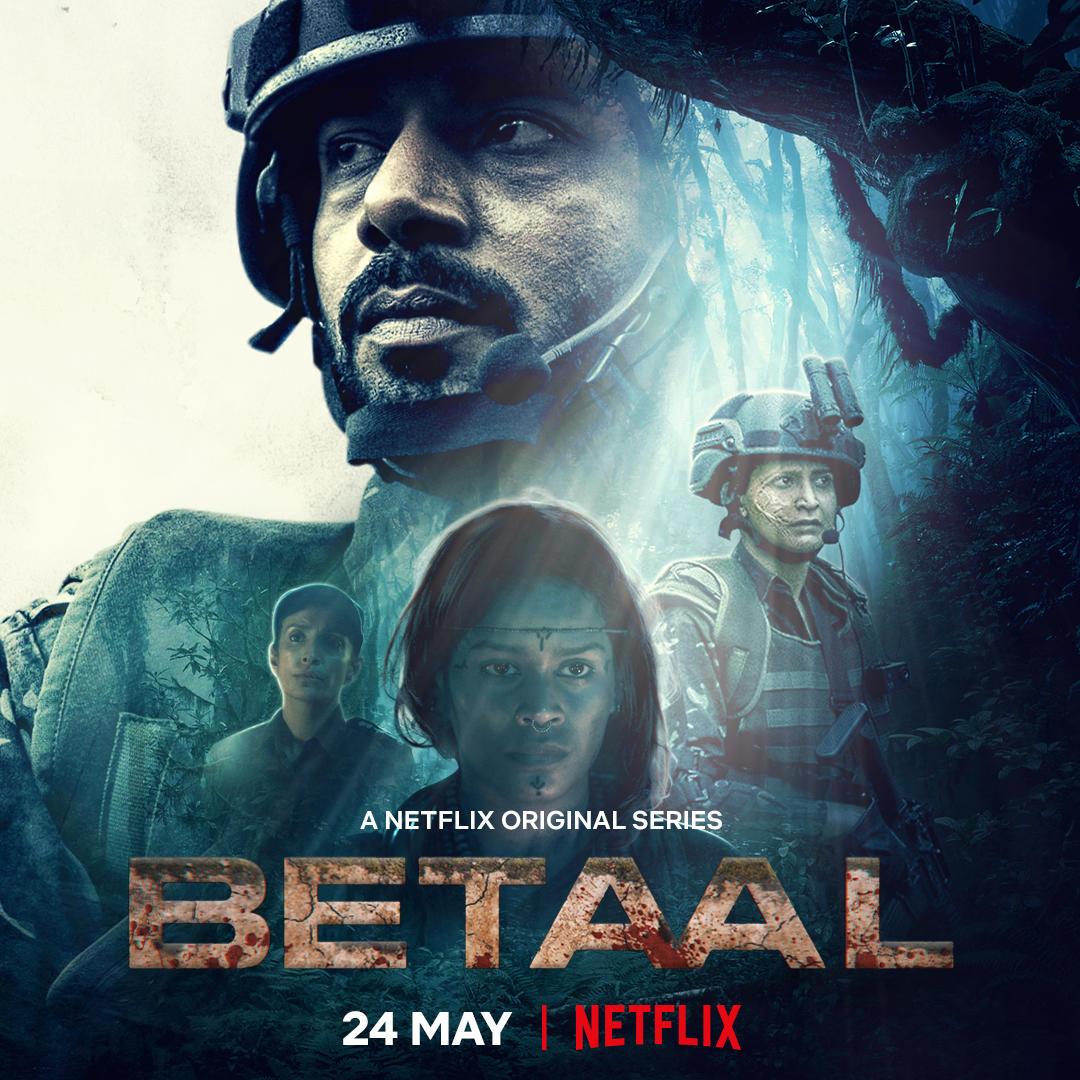 BEETAL (2020) NETFLIX BLURAY English-Hindi Dual Audio 720p [1GB] mkv
