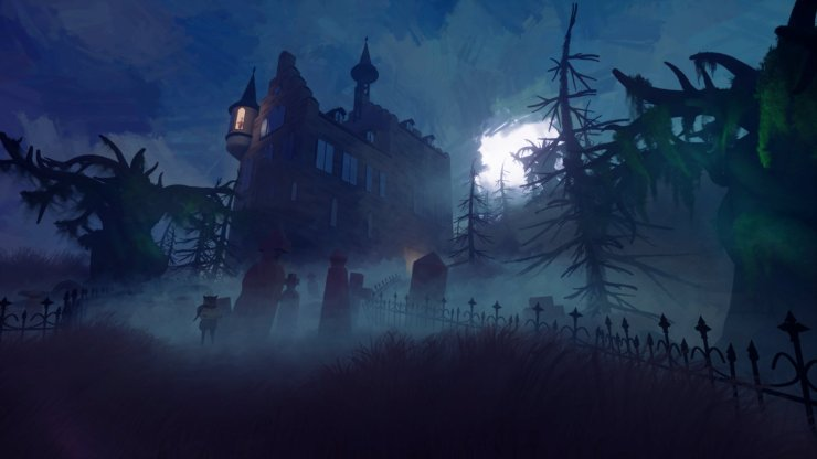 Horrors Of Yesteryear The Forgotten The Haunted Mansion Video Game Deserves A Remake Bloody Disgusting