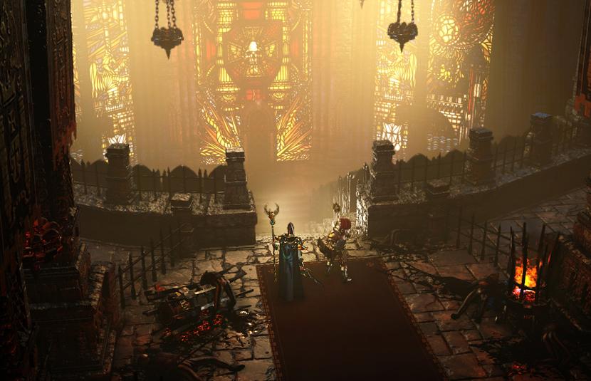 'Warhammer: Chaosbane' Announced For Next-Gen Consoles
