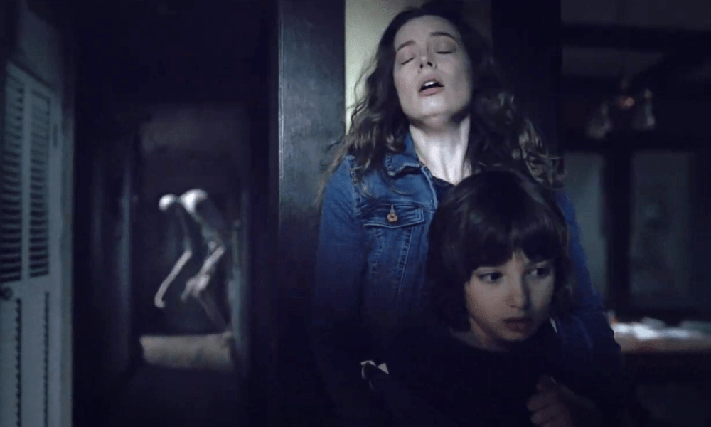 A Little Boy Befriends a Terrifying Monster in 'Come Play' This Halloween [Trailer] - Bloody Disgusting