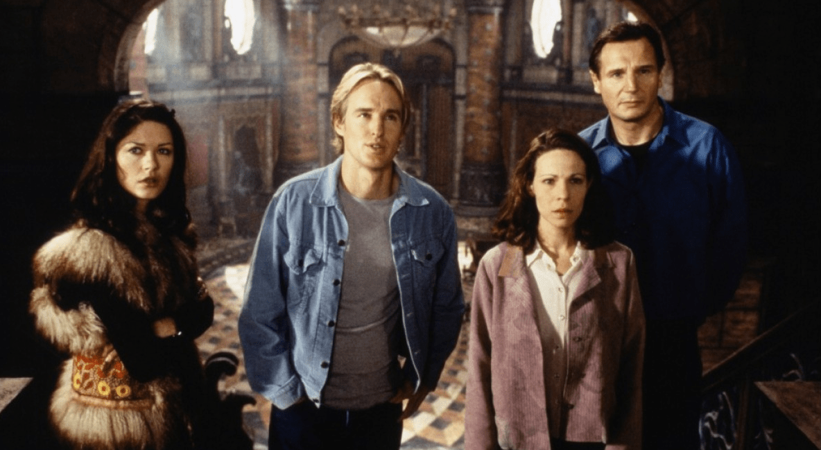 Paramount Bringing 1999 S The Haunting To Blu Ray In October Newly Remastered From 4k Transfer Bloody Disgusting