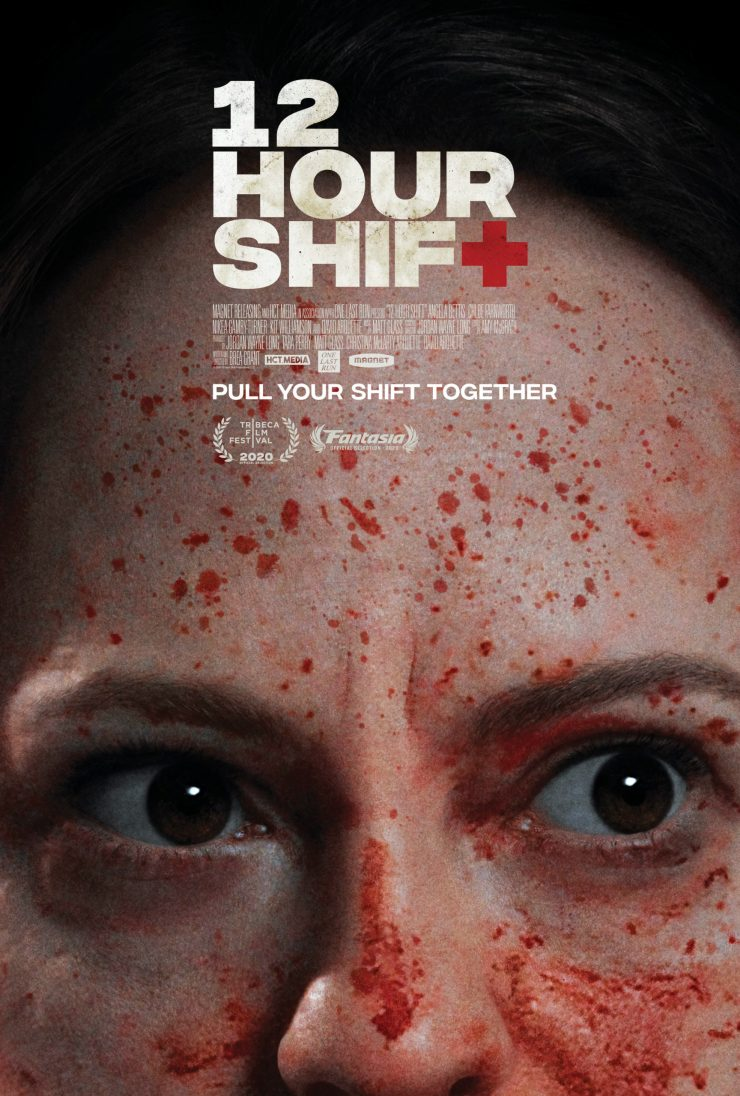 Angela Bettis Returns to Horror This October in '12 Hour Shift' [Trailer] -  Technology News