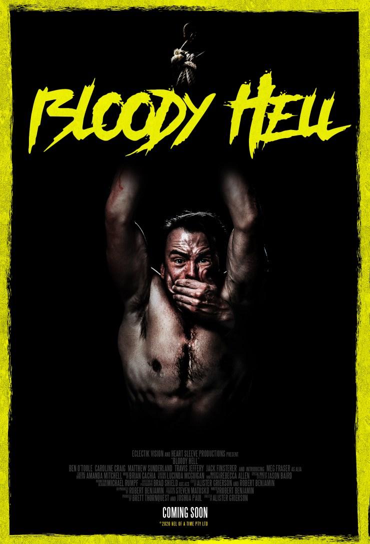 Bloody Hell terror