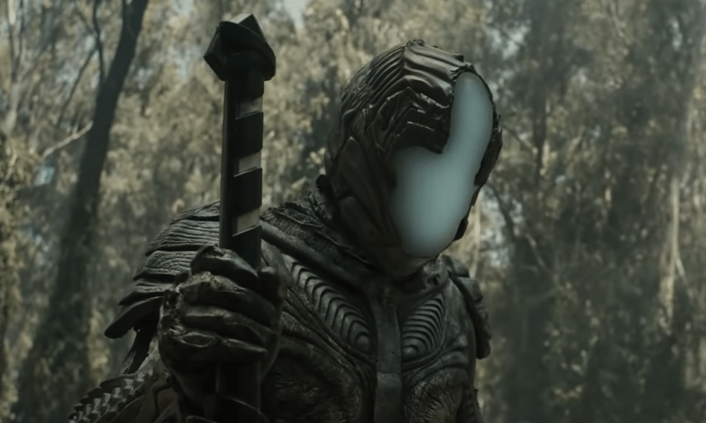"""Nicolas Cage Battles an Alien Invader in Rated """"R"""" Sci-fi Martial Arts  Action Movie 'Jiu Jitsu' [Trailer] - Bloody Disgusting"""