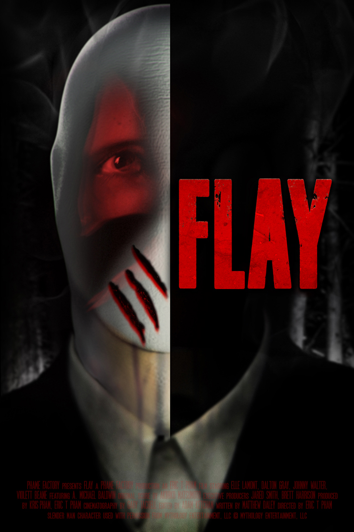 [Trailer] Slender Man-Esque 'Flay' Finally Getting Released on November 17th