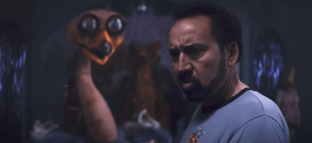 Review] Nicolas Cage-Starring Horror-Comedy 'Willy's Wonderland' is a  Self-Aware Cheese Fest - Bloody Disgusting