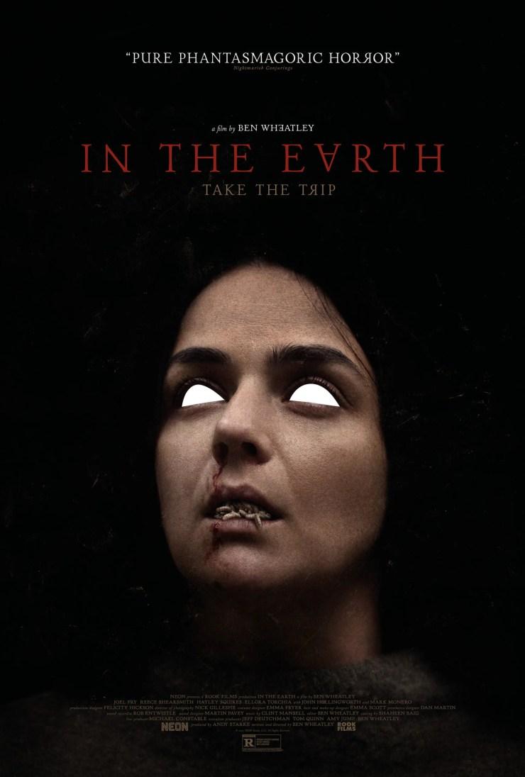 In the Earth: la nueva película de terror pandémico filmada durante la cuarentena