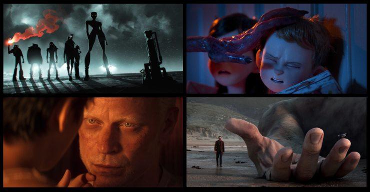Love Death Robots Season 2 Collage-2
