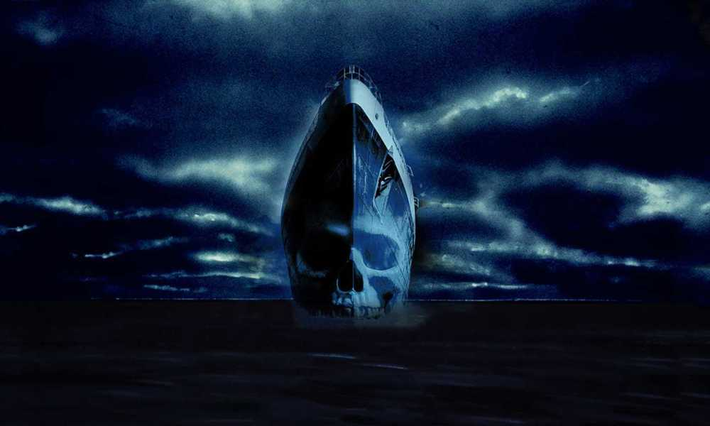 'Chimera': Writer Mark Hanlon Heads Back Out to Sea to Detail His Original Version of 'Ghost Ship' [Larval Ink]