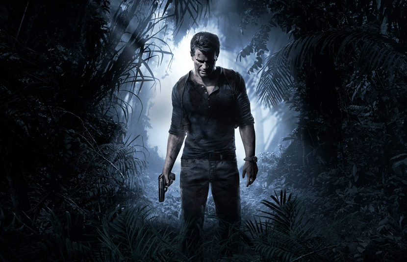 Uncharted - cover