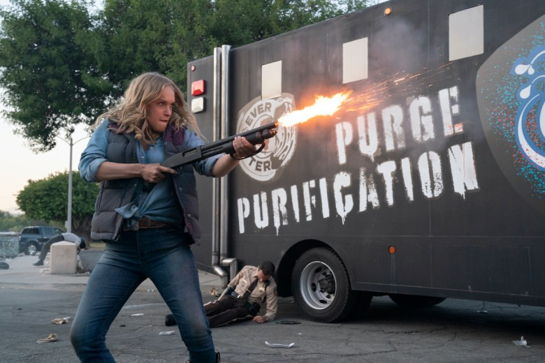 The Forever Purge': Image Gallery Previews the Mayhem to Come in the  Franchise's Fifth Installment - Bloody Disgusting