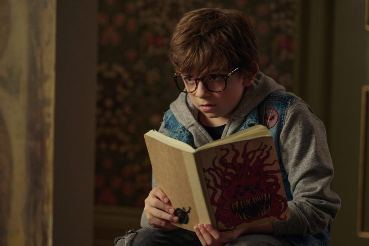 Fresh Images from Netflix Take You into the Vibrant World of Producer Sam  Raimi's 'Nightbooks' - Bloody Disgusting