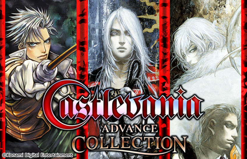 [Trailer] 'Castlevania Advance Collection' Available Now For PS4, Nintendo Switch, Xbox And PC