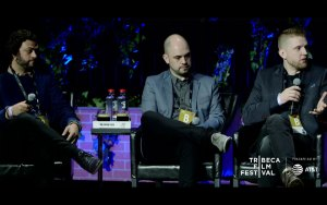 Gabriel Younes, Ben Franklin, Anthony Melton © Tribeca