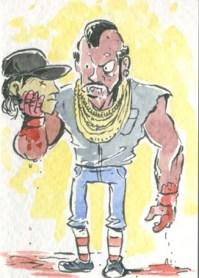 Mr. T (& Murdock)