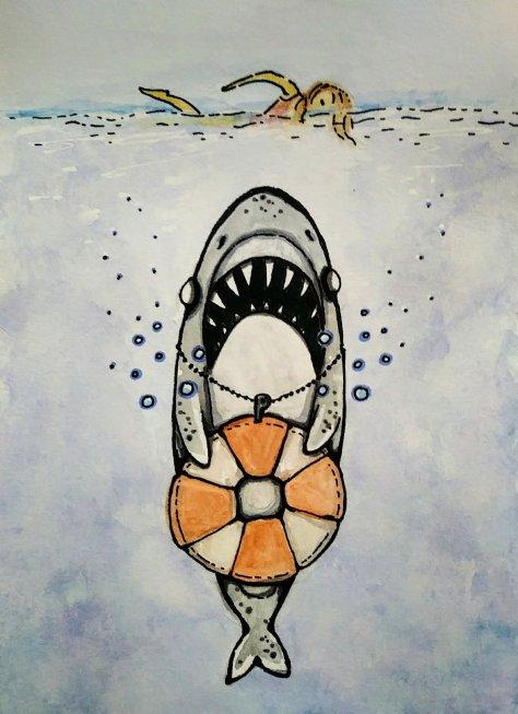 Murphypop JAWS artwork