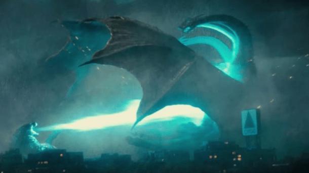 Godzilla vs. Ghidorah