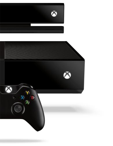 Xbox One + Kinect 2.0 + pad