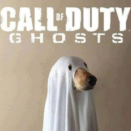 call of duty ghosts meme