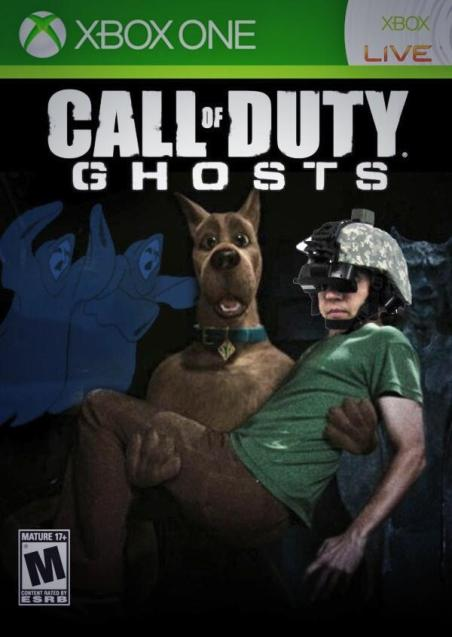 Call of Scooby Doo