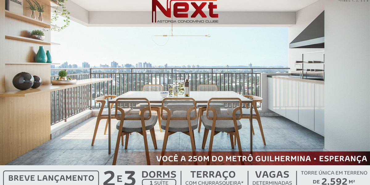 foto do next astorga home resort