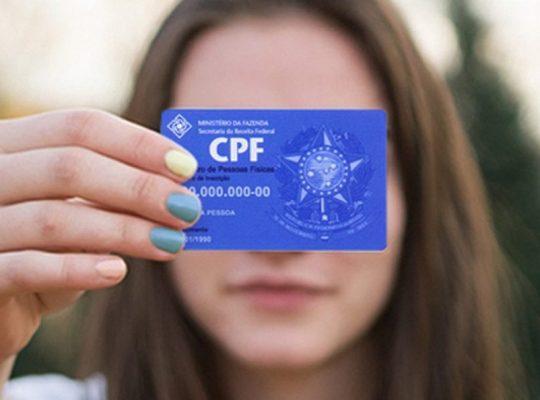 consultar seu CPF Grátis