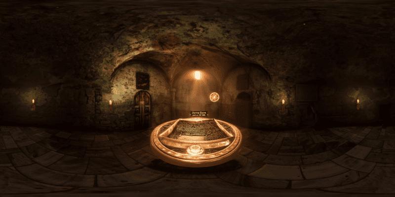ville-sainte-tour-de-réalité virtuelle-david-museum