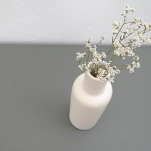 Sable blanc du vase Yucca de Bloom