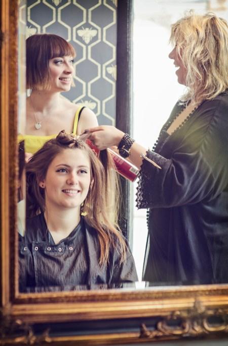 Wedding & Bridal Hair - Winchester