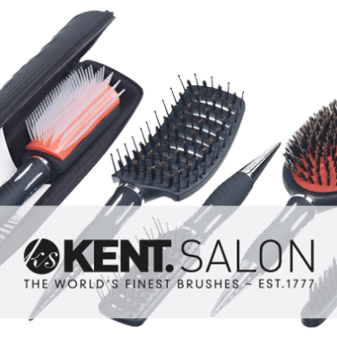 Kent.SALON available in salon