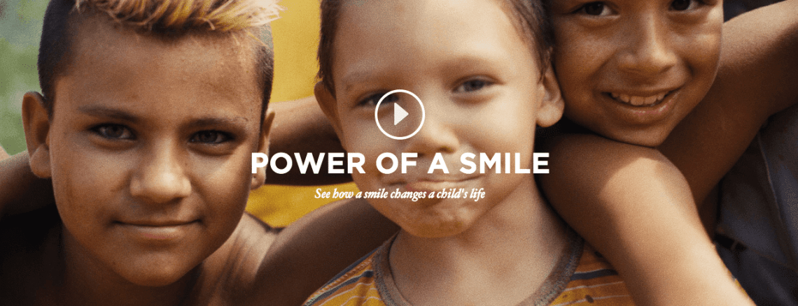 Power of a smile