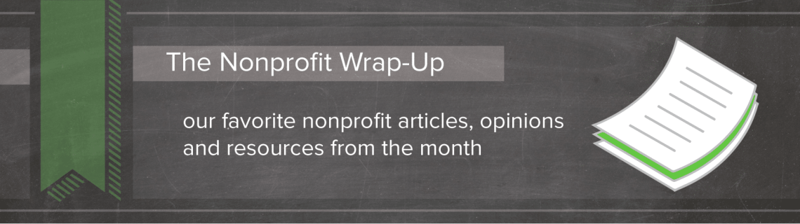 nonprofit wrap-up