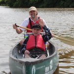 99th Birthday Gift – Canoe Ride on The Milwaukee