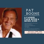 Pat Boone With Andy on Bloomer Boomer