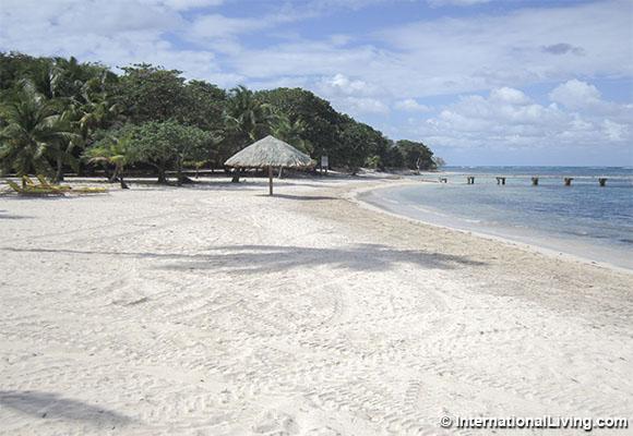Roatan, Bay Islands, Honduras.