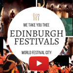 Visiting Edinburgh Festivals | BloomerBoomer