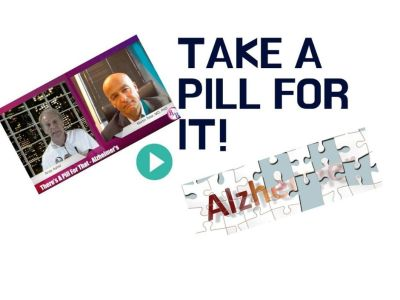 Take A Pill For It! Approach to Alzheimer's Disease