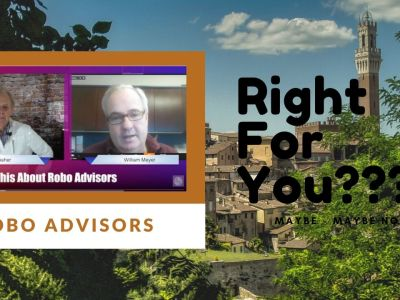 Robo Advisor – Right For You?