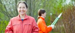 Pruning Landscape Trees & Shrubs