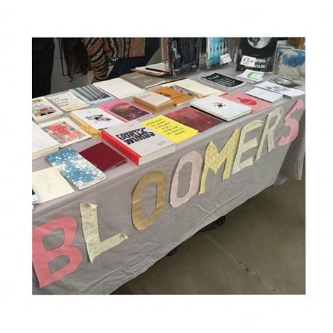 Bloomers Zine Stall