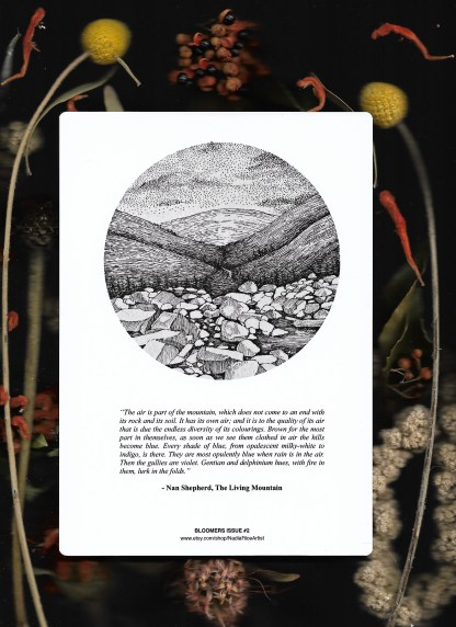Issue #2 The Living Mountain : October 2018