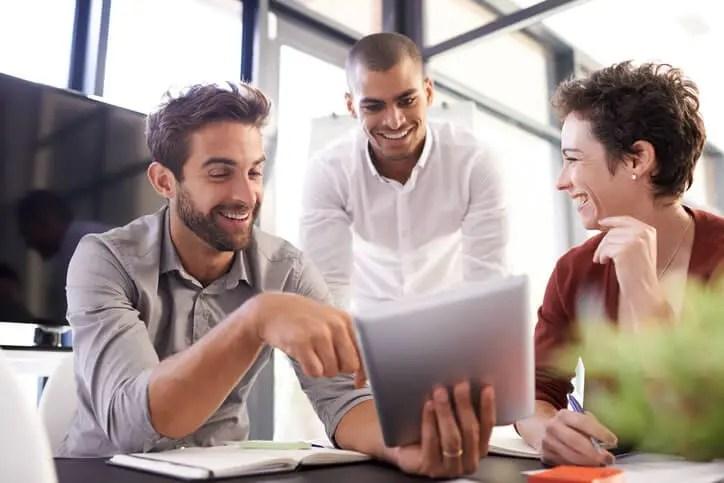 collaborative company knowledge sharing strategy