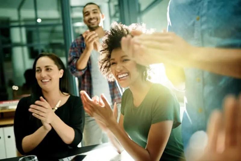 customer knowledge sharing ideas