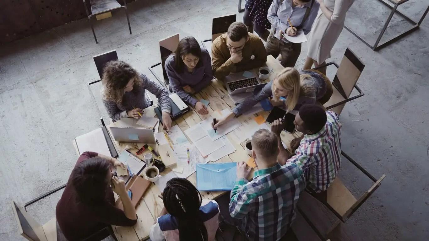 cross-organizational collaboration