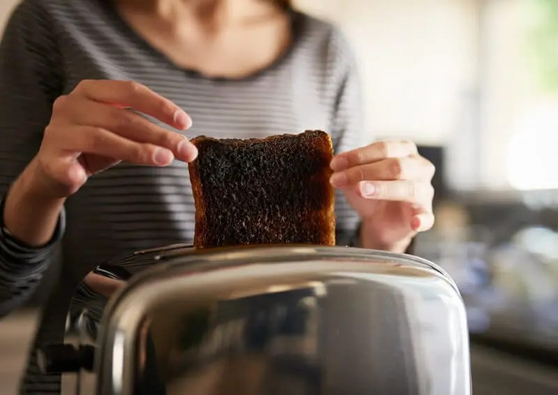 burnt toast metaphor for unused insights research