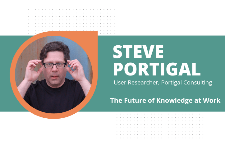 Q&A with user researcher Steve Portigal