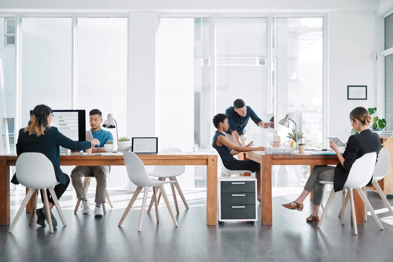 future of knowledge at work in modern workplace