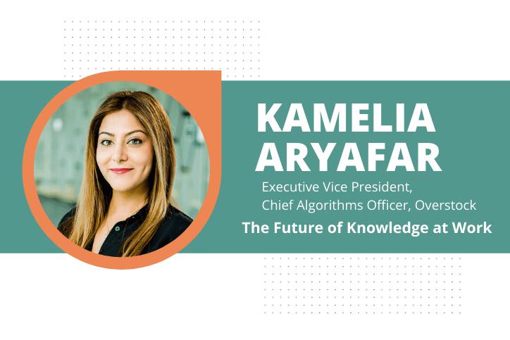 Kamelia Aryafar Q&A Banner